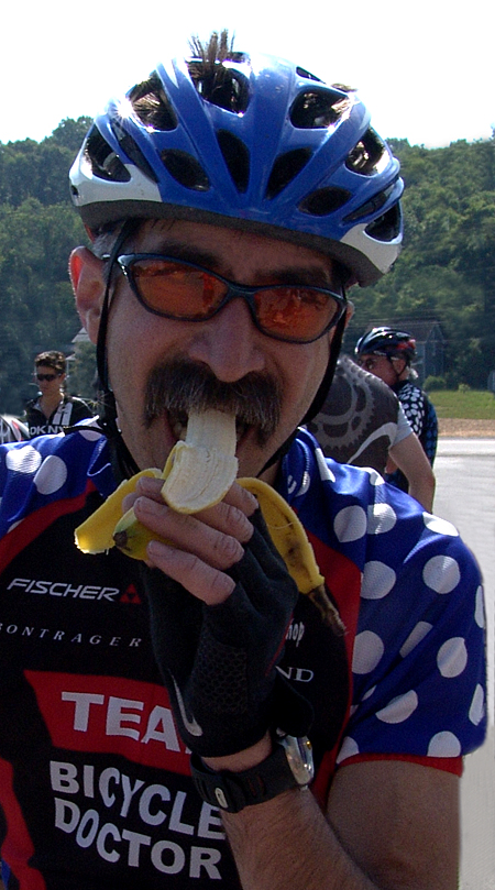 I know the story with the banana. Let me do it for you plus save you putting the X-ray glasses on me.